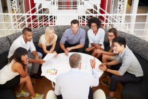 Bewerbung als Führungskraft